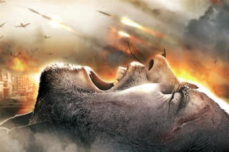 "Le poster du film ""Stalingrad"""