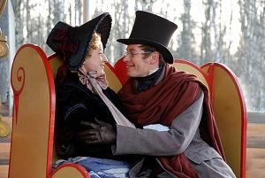 Cadre du film 'La Mort du Vazir-Moukhtar' sur la vie de Griboiedov, adaptation du roman de Iouri Tynianov, parue en 2010