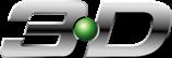 Logo de la chaîne NTV 3D
