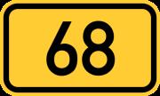 500px-Bundesstraße_68_number.svg